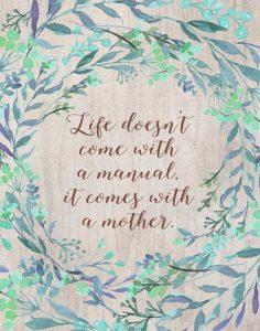 Mom Manual