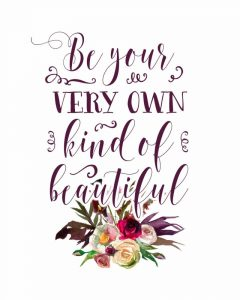 Very Own Kind of Beautiful