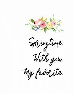 Springtime With You II