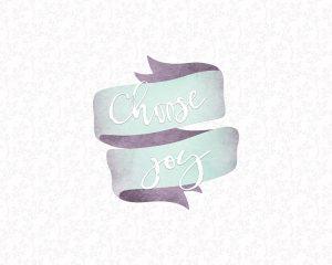 Choose Joy Banner