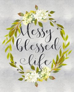 Messy Blessed Life
