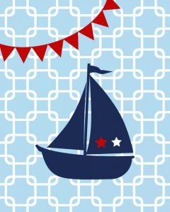 Sailboat Chain Boy