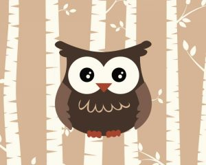 Owl Birch I