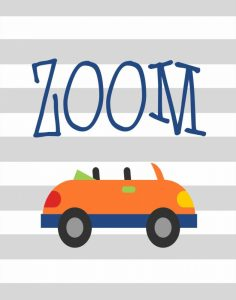 Car Zoom