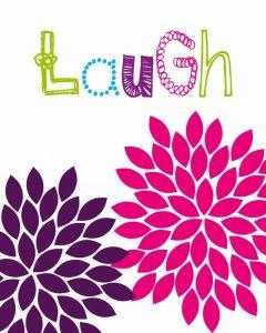 Laugh Flower