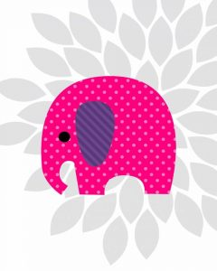 Elephant flower II