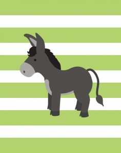 Donkey Stripe