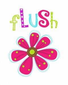 Flush Flower