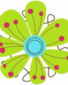 Zoom Flower II