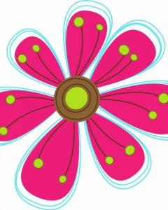 Zoom Flower III