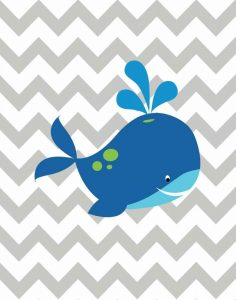 Chevron Whale