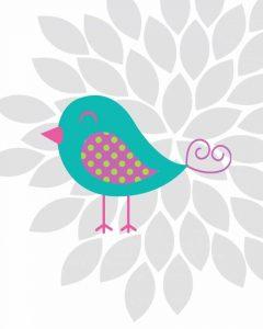 Bird Flower II