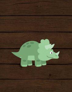 Dinosaur Wood II