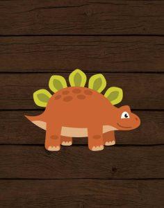 Dinosaur Wood III