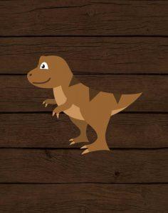 Dinosaur Wood IV
