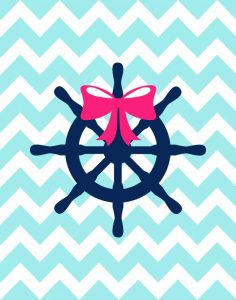 Wheel Bow Chevron