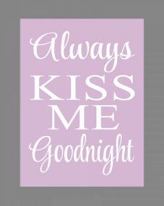 Always Kiss Me Goodnight II