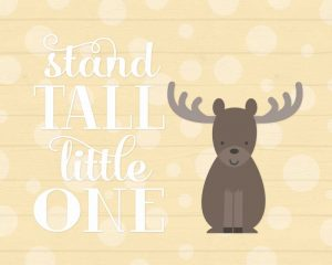 Stand Tall Moose