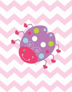 Chevron Lovebug I