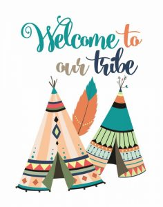 Welcome to Our Tribe