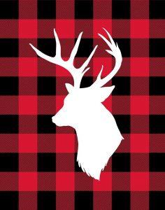 Deer Lumberjack
