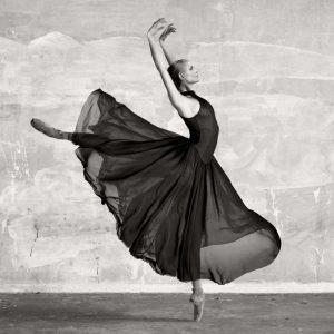 Ballerina Dancing (detail)