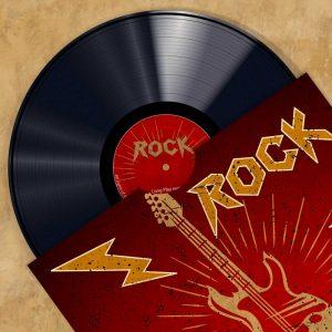 Vinyl Club- Rock