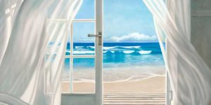 Window by the Sea (detail)