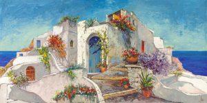 Casa nelle Cicladi