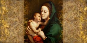 Holy Virgin (Italian school)