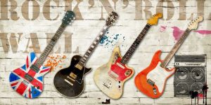 Rock n Roll Wall