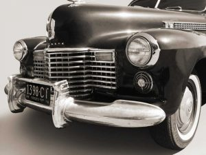 1941 Cadillac Fleetwood Touring Sedan