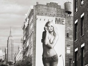 Billboards in Manhattan #2