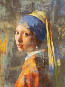 Vermeers Girl 2.0