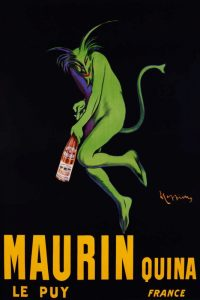 Maurin Quina ca. 1906