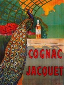 Cognac Jacquet ca. 1930