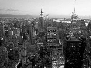 Skyline of Midtown Manhattan, NYC