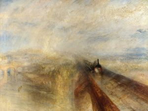 Rain, Steam and Speed, The Great Western Railway