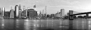 Manhattan and Brooklyn Bridge, NYC