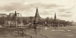 Borowizki, Moscow