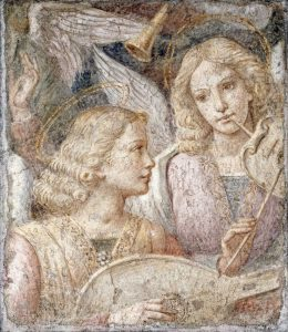 Music Making Angels – a Fragment