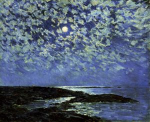 Moonlight, Isle of Shoals