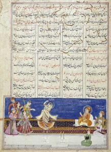 Indian Dancing. Anoop