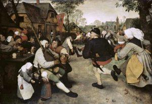 Peasants Dancing