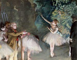 Repetition de Ballet
