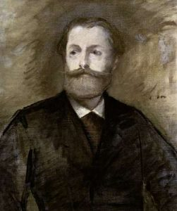 Portrait of Antonin Proust