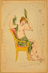 Cassiopeia, 1825