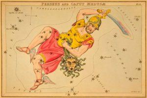 Perseus and Caput Medusæ, 1825