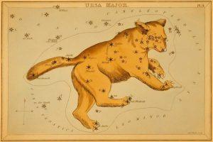 Ursa Major, 1825