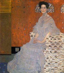 Fritza Riedler 1906